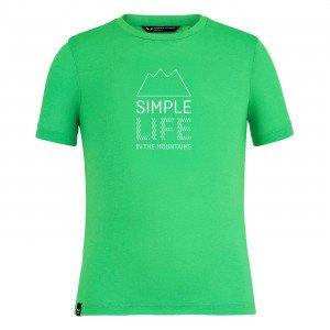 SIMPLE LIFE DRY K S/S TEE