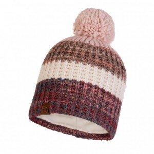 Strick & Polar Mütze Alina Blossom Red