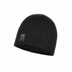 Strick & Polar Mütze Solid Black