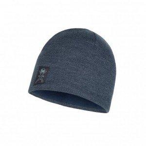 Strick & Polar Mütze Solid Navy