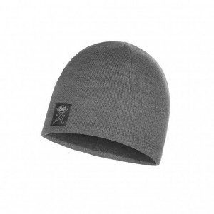 Strick & Polar Mütze Solid Grey