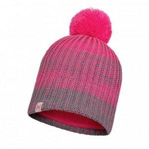 Strick & Polar Mütze Kinder Gella Pump Pink