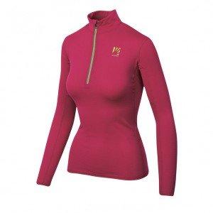 Croda Light Damen Zip-Shirt