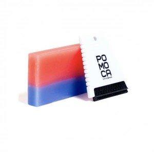 Bicolor wax