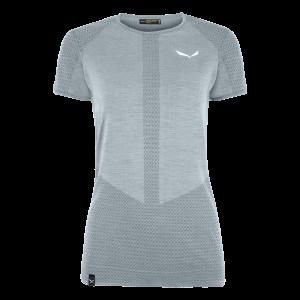 Zebru Medium Warm Merino Damen T-Shirt