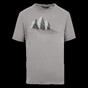 Lines Graphic Dry'Ton Herren T-Shirt